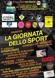 Giornata Sport Arconate
