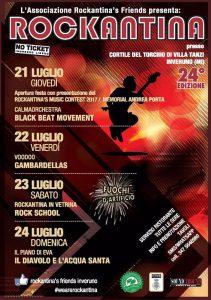 Rockantina 2016 Inveruno